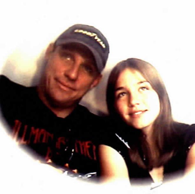 Amanda & Dad 2